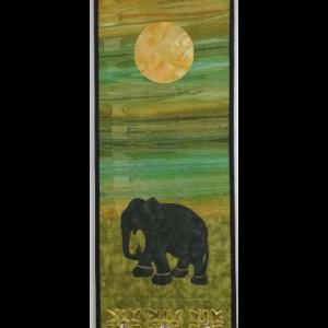 Evening Elephant Green