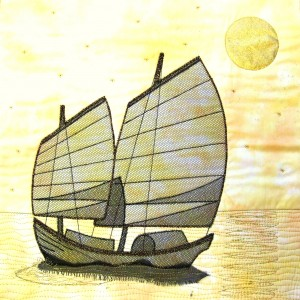 Yellow-Chinese-Junk